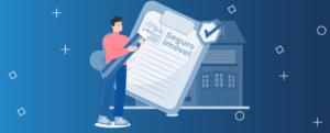 Imagem para representar o seguro residencial que garante a proteção do imóvel